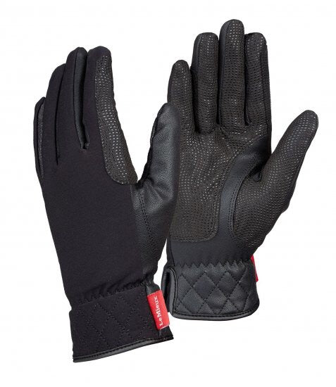 LeMieux Pro Touch All Weather Riding Gloves - palm
