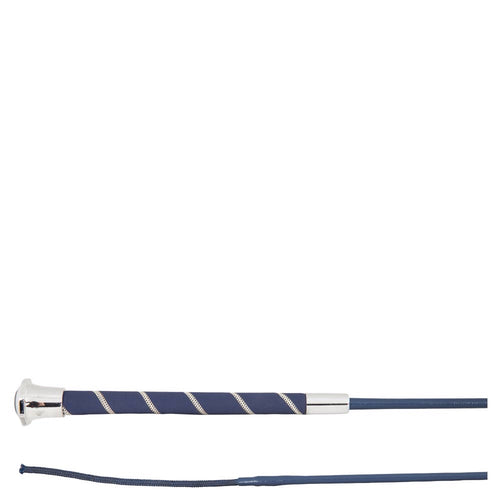 BR Equestrian Dressage Whip -Navy