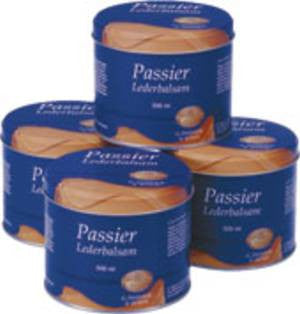 Passier Lederbalsam Leather Conditioner - multiple