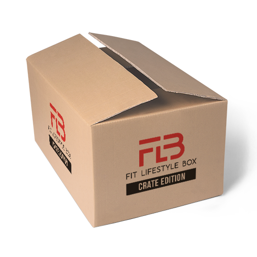 Fit Lifestyle Box - Crate Edition! - Fit Lifestyle Box