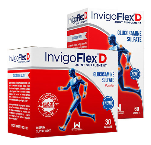 InvigoFlex® D - Joint Supplement - Fit Lifestyle Box