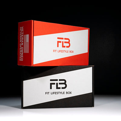 Fit Lifestyle Box (One-Time Box) - Fit Lifestyle Box