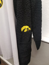 Load image into Gallery viewer, Iowa Popcorn Cardigan - Black or Mustard