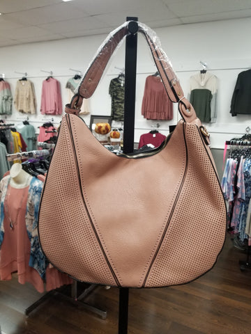 Light Pink Shoulder Bag