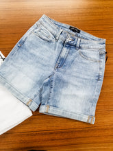 Load image into Gallery viewer, CHARLIE B Denim Shorts