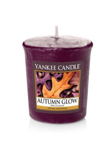 Autumn Glow Samplers Votive Candle