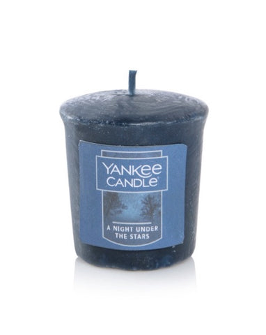 A Night Under The Stars Samplers Votive Candle
