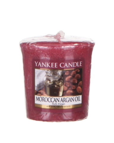 Moroccan Argan Oil Samplers Votive Candle