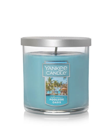 Poolside Oasis Small Tumbler Candle