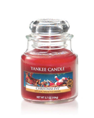 Christmas Eve Small Jar Candle