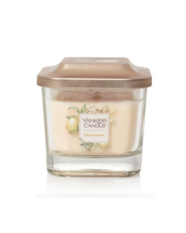 Citrus Grove Small 1-Wick Square Candle