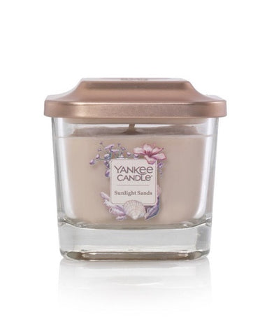 Sunlight Sands Small 1-Wick Square Candle