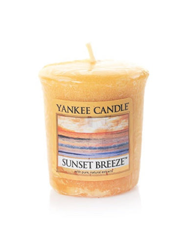 Sunset Breeze Samplers Votive Candle