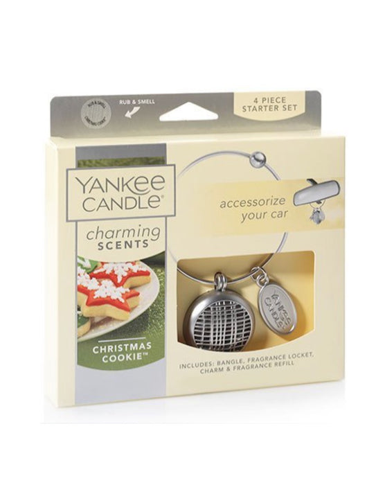 Christmas Cookie Car Charming Scents Starter Kit
