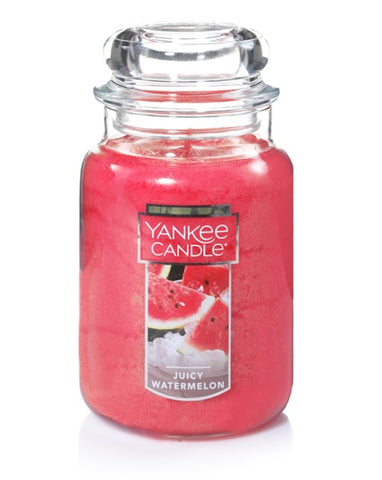 Juicy Watermelon Large Jar Candle