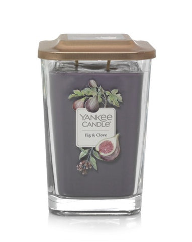 Fig & Clove Large 2-Wick Square Candle