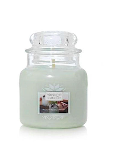 Alpine Mint Small Jar Candle