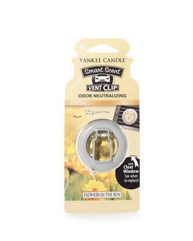 Flowers In The Sun Smart Scent Vent Clip