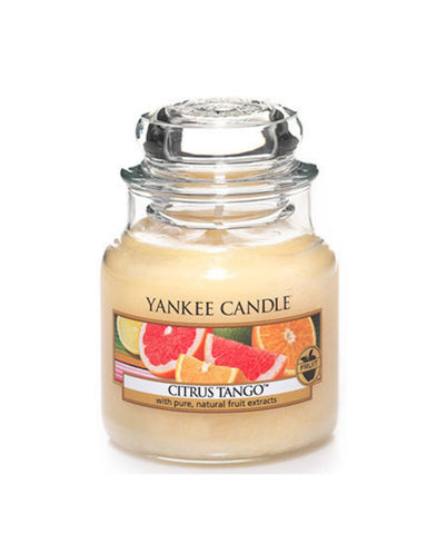 Citrus Tango Small Jar Candle