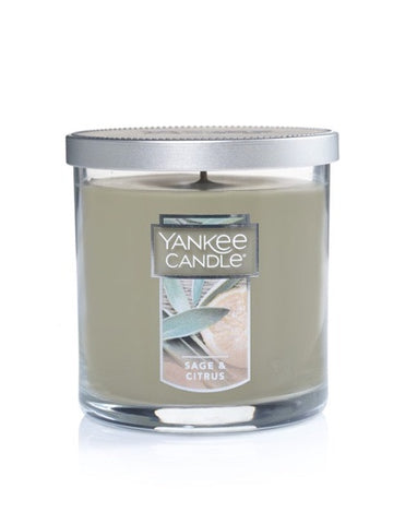 Sage & Citrus Small Tumbler Candle
