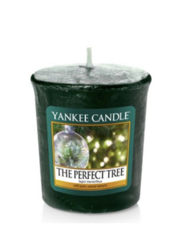 The Perfect Tree Samplers Votive Candle