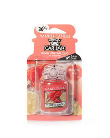 Strawberry Lemon Ice Car Jar Ultimate