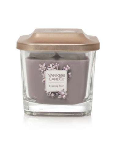 Evening Star Small 1-Wick Square Candle