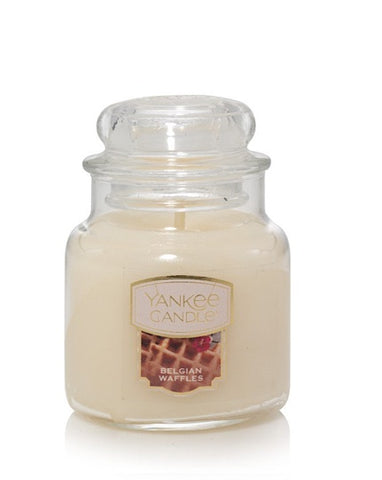 Belgian Waffles Small Jar Candle
