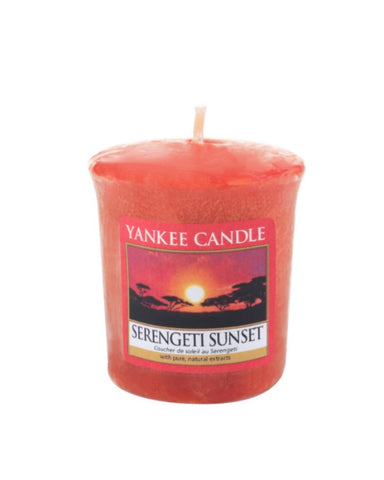 Serengeti Sunset Samplers Votive Candle