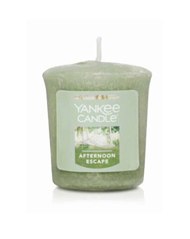 Afternoon Escape Samplers Votive Candle