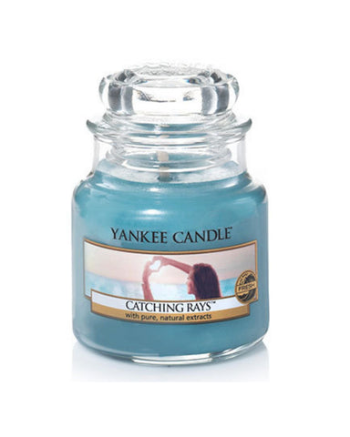 Catching Rays Small Jar Candle