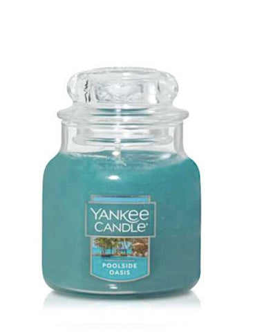 Poolside Oasis Small Jar Candle