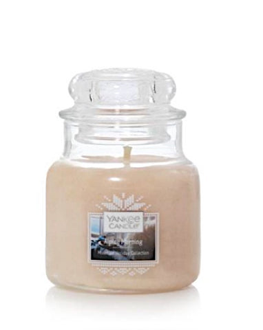 Alpine Morning Small Jar Candle