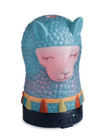 Llama 100ml Essential Oil Ultrasonic Diffuser