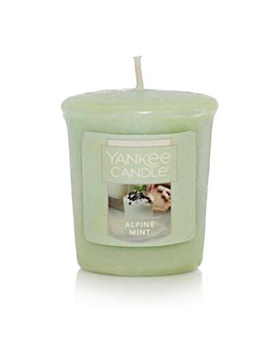 Alpine Mint Samplers Votive Candle