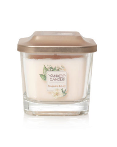 Magnolia & Lily Small 1-Wick Square Candle