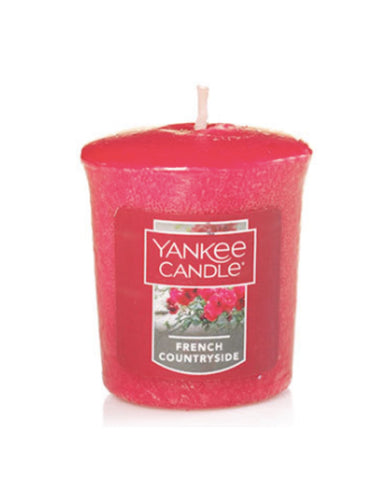 French Countryside Samplers Votive Candle