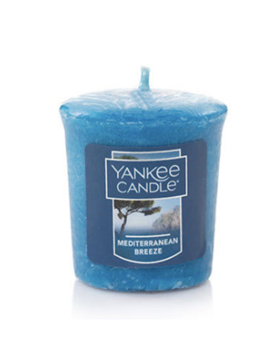 Mediterranean Breeze Samplers Votive Candle