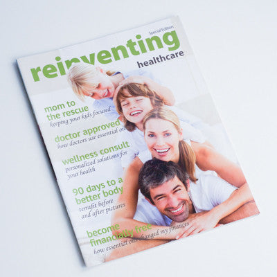 Reinventing Health Care Magazine