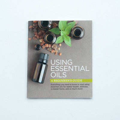 Using Essential Oils A Beginner's Guide, Package of 10
