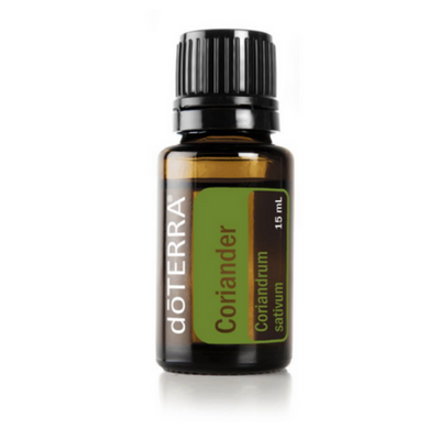 doTERRA Coriander Essential Oil, 15 ml