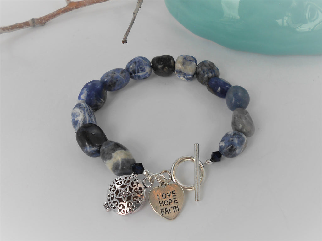 Women's Throat Aromatherapy Bracelet