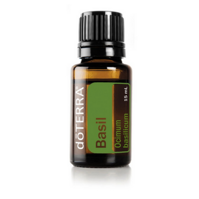 doTERRA Basil Essential Oil, 15 ml