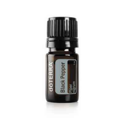 doTERRA Black Pepper Essential Oil, 5 ml
