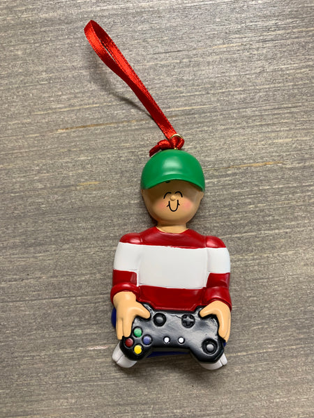 Video game ornament