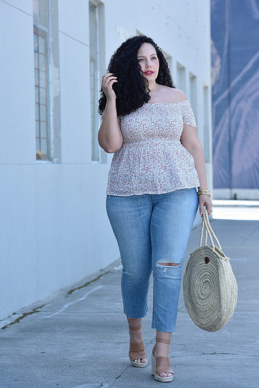 How I'm Wearing Summer's Hottest Denim Trend