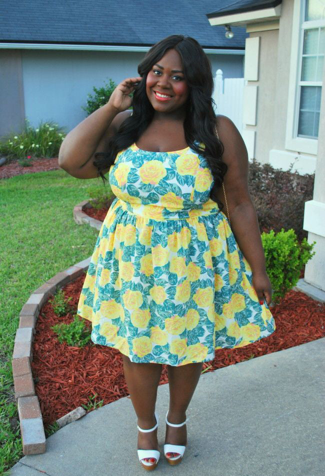 Complimenting Plus Size Outfits for Summer-5