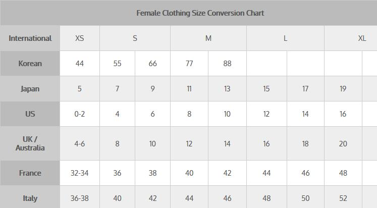 Measure Yourself and Understand Plus Size Clothing Chart-2