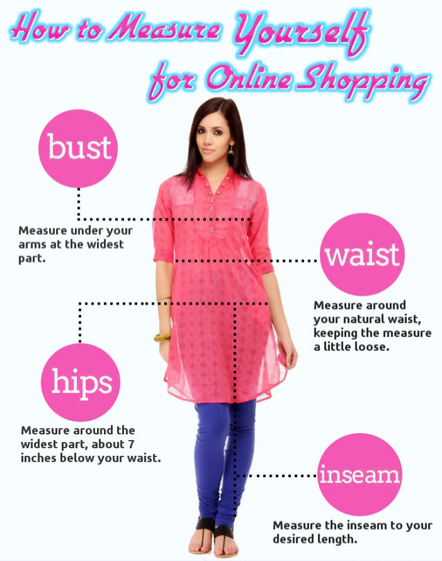 Measure Yourself and Understand Plus Size Clothing Chart-7