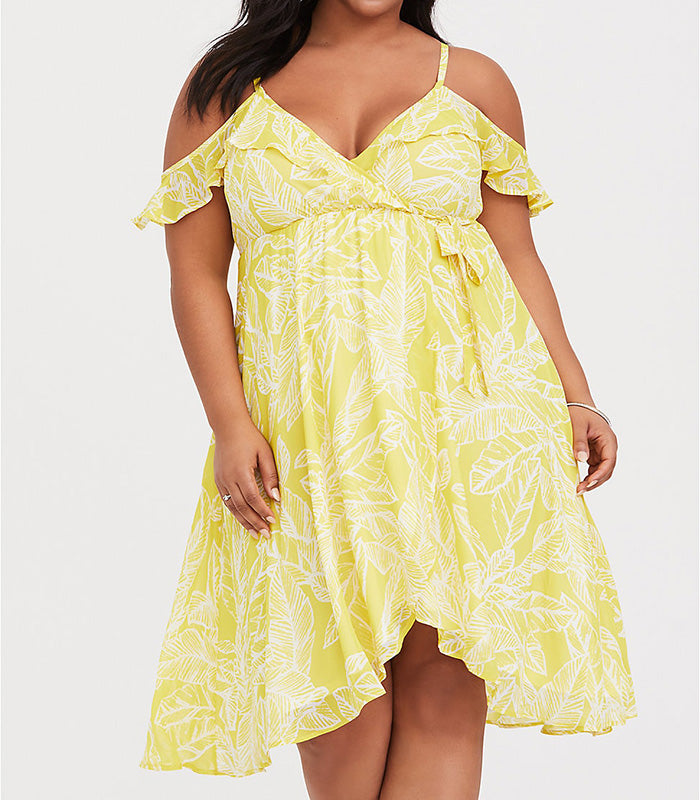 Outfits Ideal for Plus Size Weekend Wedding-6